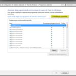 Ajouter une exception dans le pare-feu Windows - 3