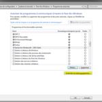 Ajouter une exception dans le pare-feu Windows - 4